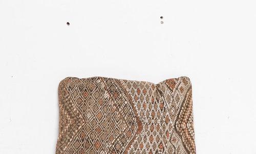 Vintage Berber pillows