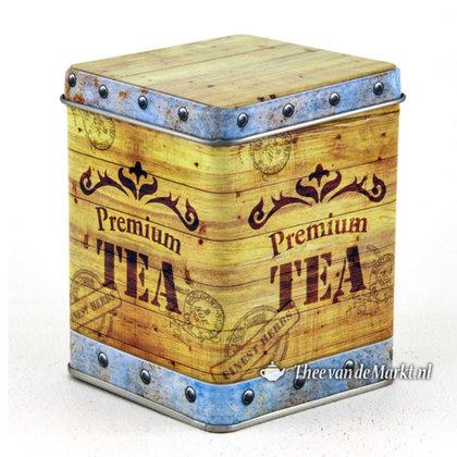 Thee Blik Chest Tea