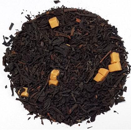 Zwarte Thee Karamel