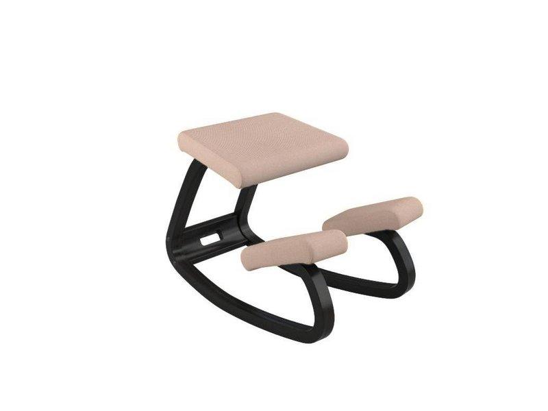 Varier Varier® Variable™ balans®  standaard, zwart frame