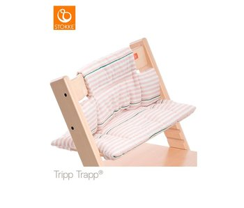 Stokke Kussenset Pink Stripes