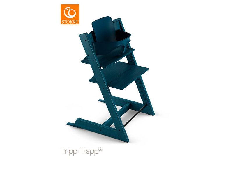 Stokke Tripp Trapp Baby Set Mignight Blue