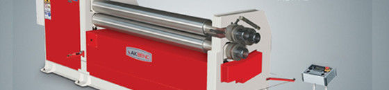 3 Rolls ASM-S Plate bending
