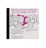 Lens cleaning paper 100 vel