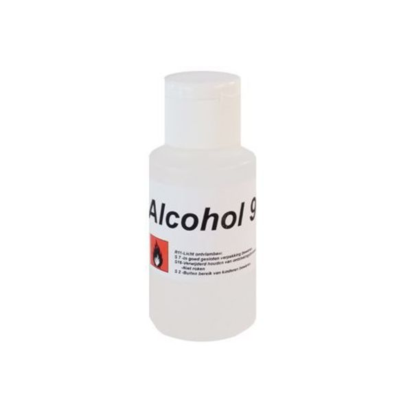 Alcohol 96% bottle 100ml