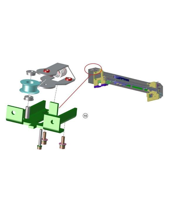 3D Systems Fast Axis Components