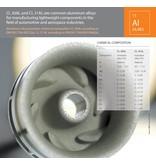 Concept Laser Aluminium AlSi12MG(A) DIN EN 1706 CL30AL 1Kilogram