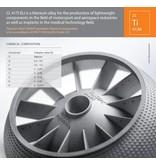 Concept Laser Titanium legering TiAI 6V4 ELI CL41TI ELI 1Kilogram