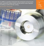 Concept Laser Gereedschaps staal 1.2709 CL50WS 1Kilogram