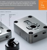 Concept Laser Harded stainless Steel CL91RW 1Kilogram