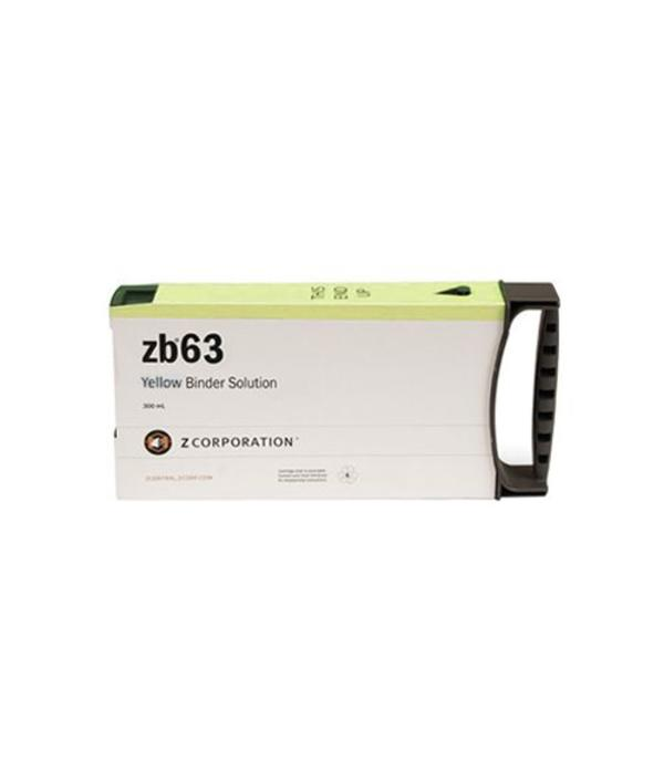3D Systems ZB63 Yellow Binder Solution (0,3L)