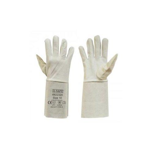 Heatresistant gloves sheepleather