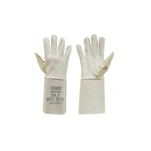 Heatresistant gloves sheepleather