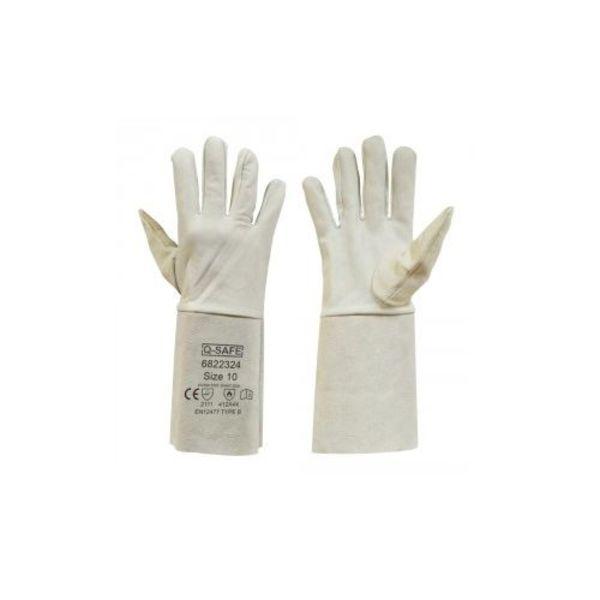 Hittebestendige handschoenen schaapleder
