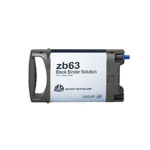 3D Systems ZB63 Black Binder Solution (1L)