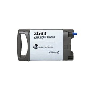 3D Systems ZB63 Clear Binder Solution (1L)