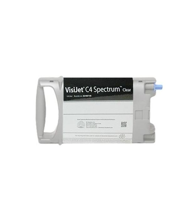3D Systems VisiJet C4 Spectrum Clear Binder (0.8L)
