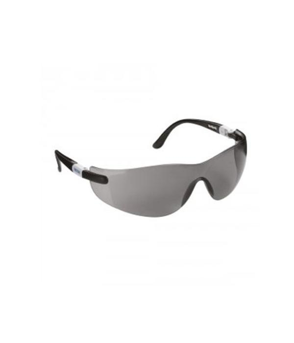 Q-Safe panoview veiligheidsbril getinte HC lens