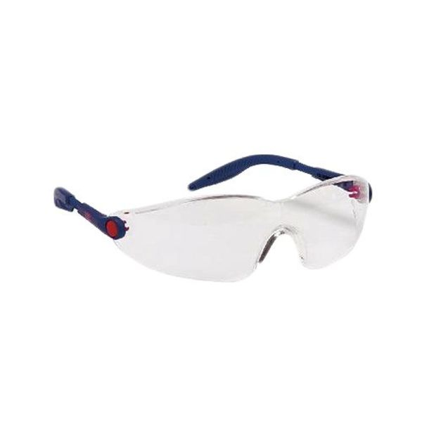 Q-Safe panoview veiligheidsbril helder