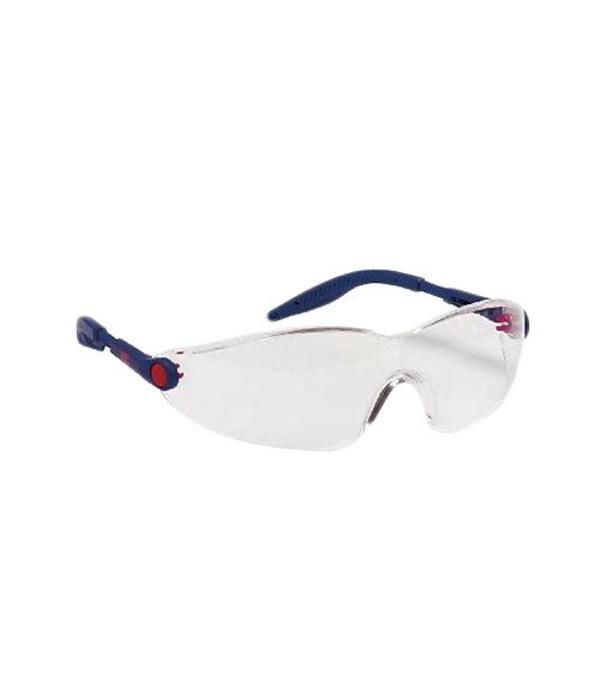 Q-Safe panoview veiligheidsbril heldere HC lens