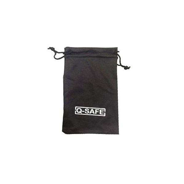 Q-Safe glasses pouch black