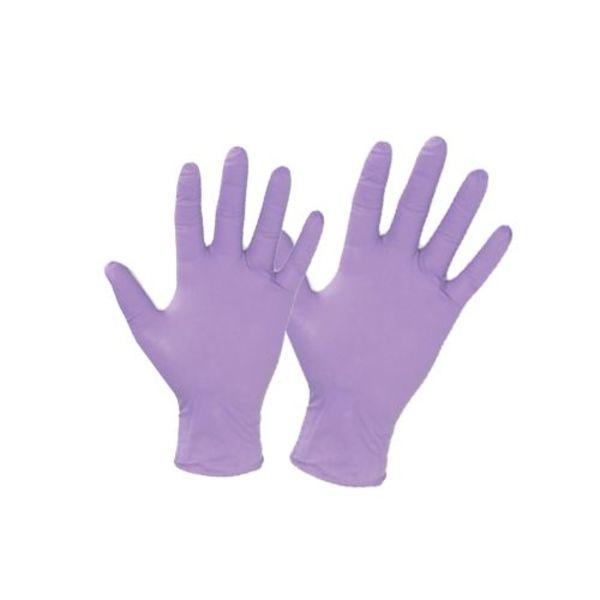 Handschoenen nitril non sticky
