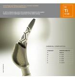 Concept Laser Titanium alloy CL42Ti 1Kilogram