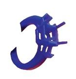 3D Systems VisiJet ProCast Plastic Blue (2Kg.)