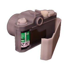 3D Systems VisiJet® CR-WT Rigid Plastic Material - White (2.0 kg bottle)