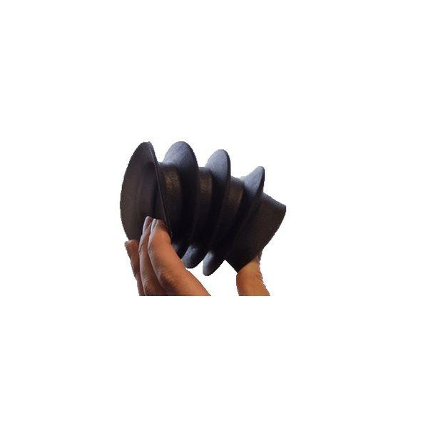 VisiJet® CE-BK, Rubber-like Material