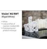 3D Systems VisiJet®  M2 RWT Plastic Material - Wit (1.5 kg bottle)