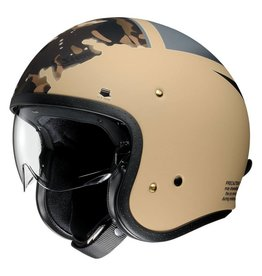 Shoei J-O Seafire Grey