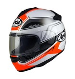 Arai Chaser-X Shaped Red