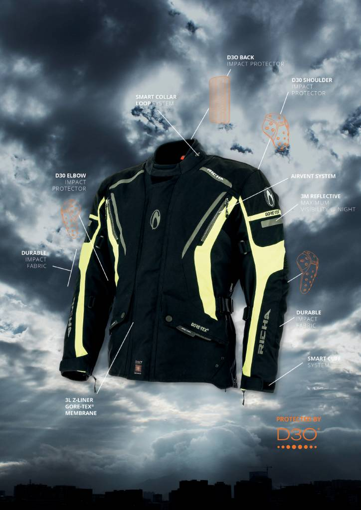 Richa Cyclone Gore-Tex