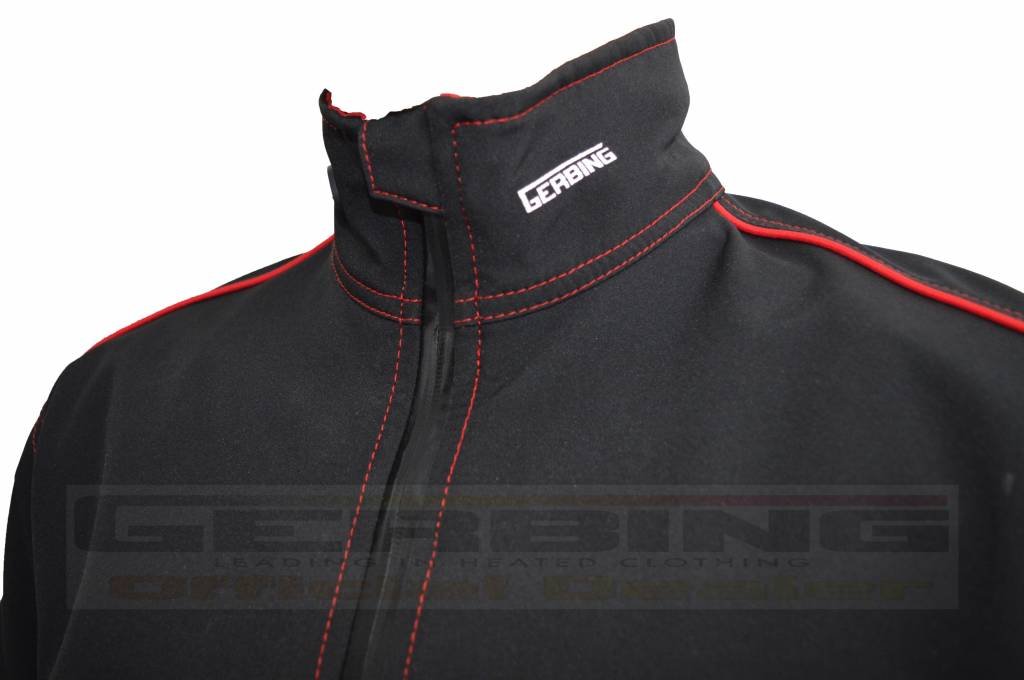 Gerbing 12V verwarmde Softshell jas