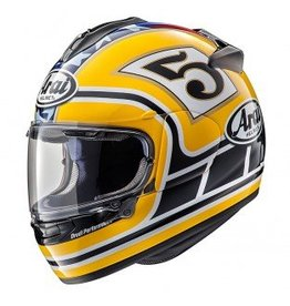 Arai Chaser-X Edwards Legend Yellow