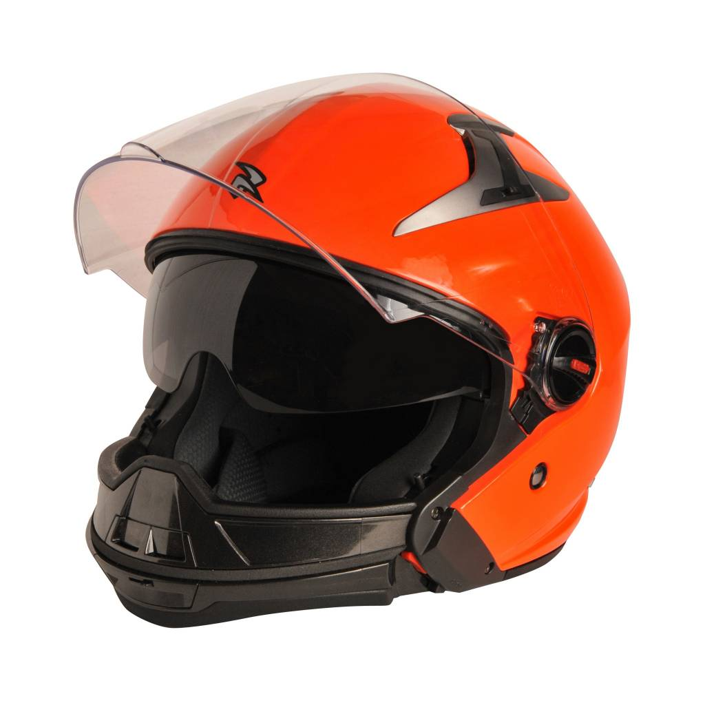 RXA TREND HELMET WITH CHINBAR