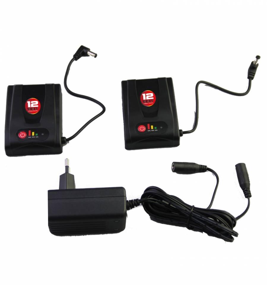 Gerbing B12V-1400 Batteries