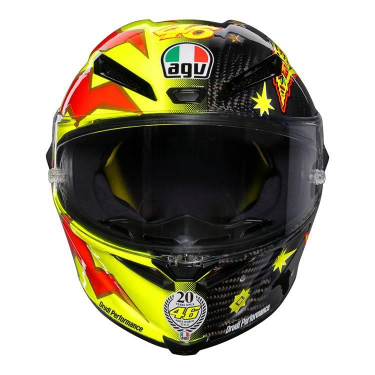 AGV Pista GP R Granpremio Carbon Helm - Copy