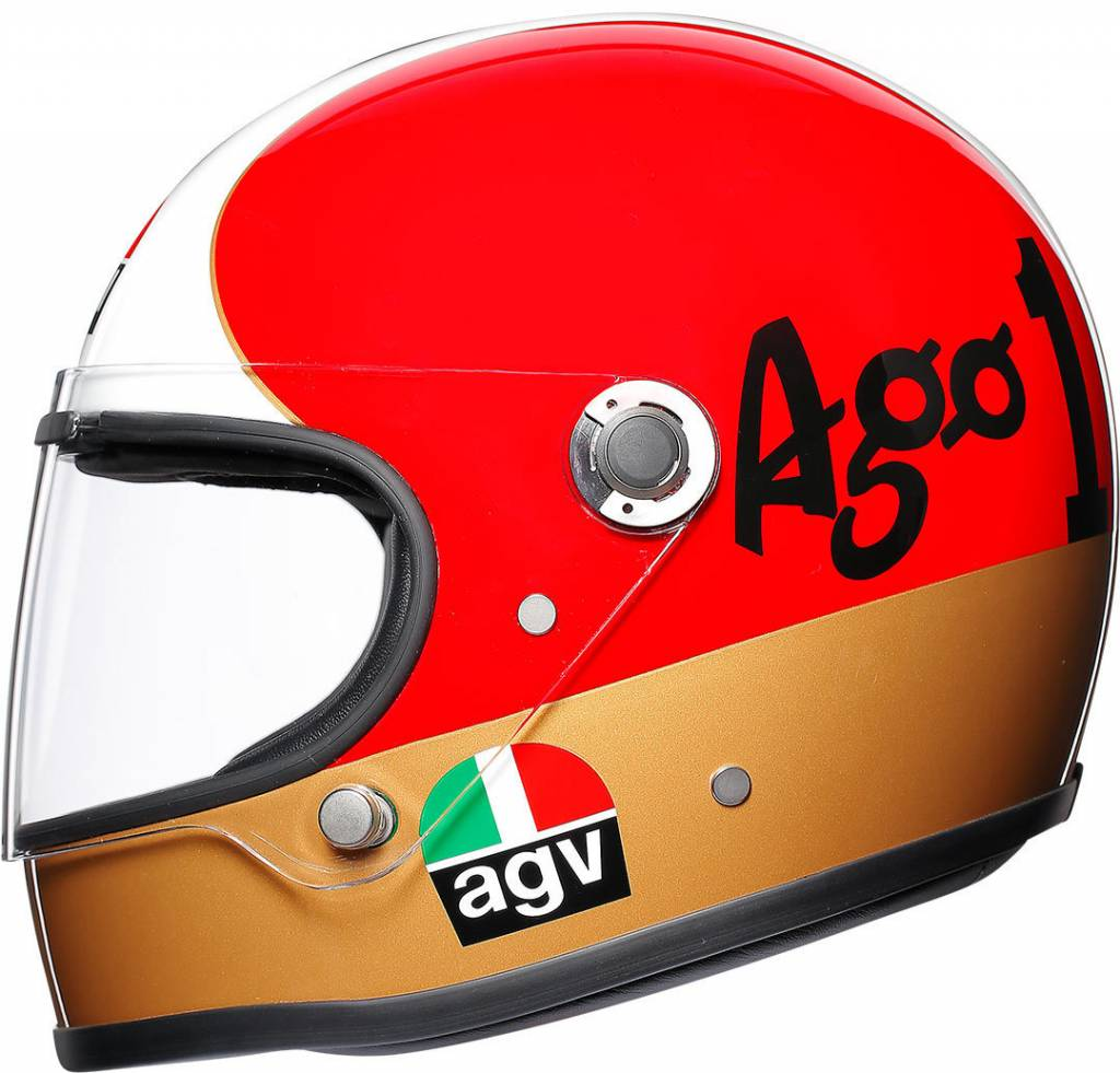 AGV X3000 Legends AGO 1