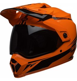 Bell MX-9 Adventure Mips Hi-Viz Orange