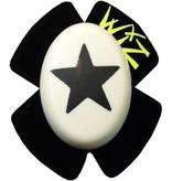 WIZ Wiz Sparky Slider White Black Star