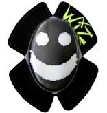 WIZ Wiz Sparky Slider Black Smiley