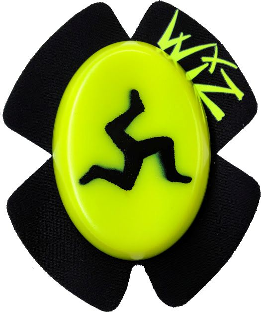 WIZ Wiz Sparky Slider IOM Hi-Viz Yellow
