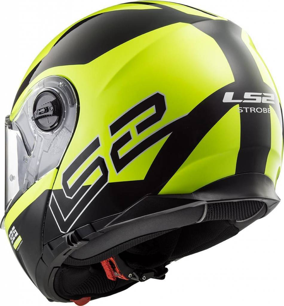 LS2  FF325 Strobe Zone Hi-Vis Yellow