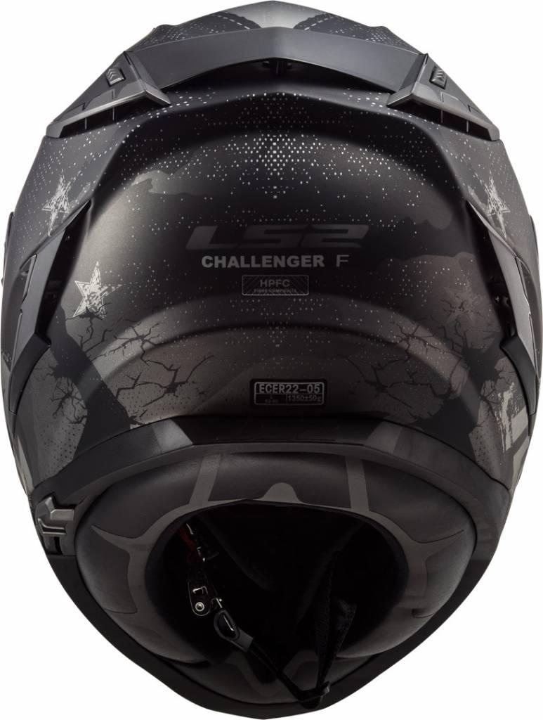 LS2 FF327 Challenger Flex
