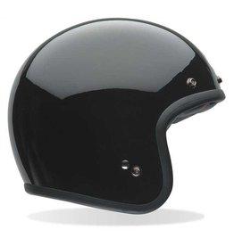 Bell Custom 500 Solid Zwart