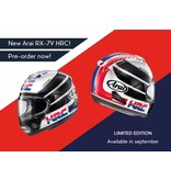 Arai RX7-V HRC Limited edition