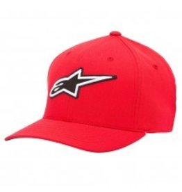 Alpinestars Corporate Hat red