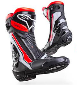 Alpinestars Alpinestars SMX-PLUS white black red fluo